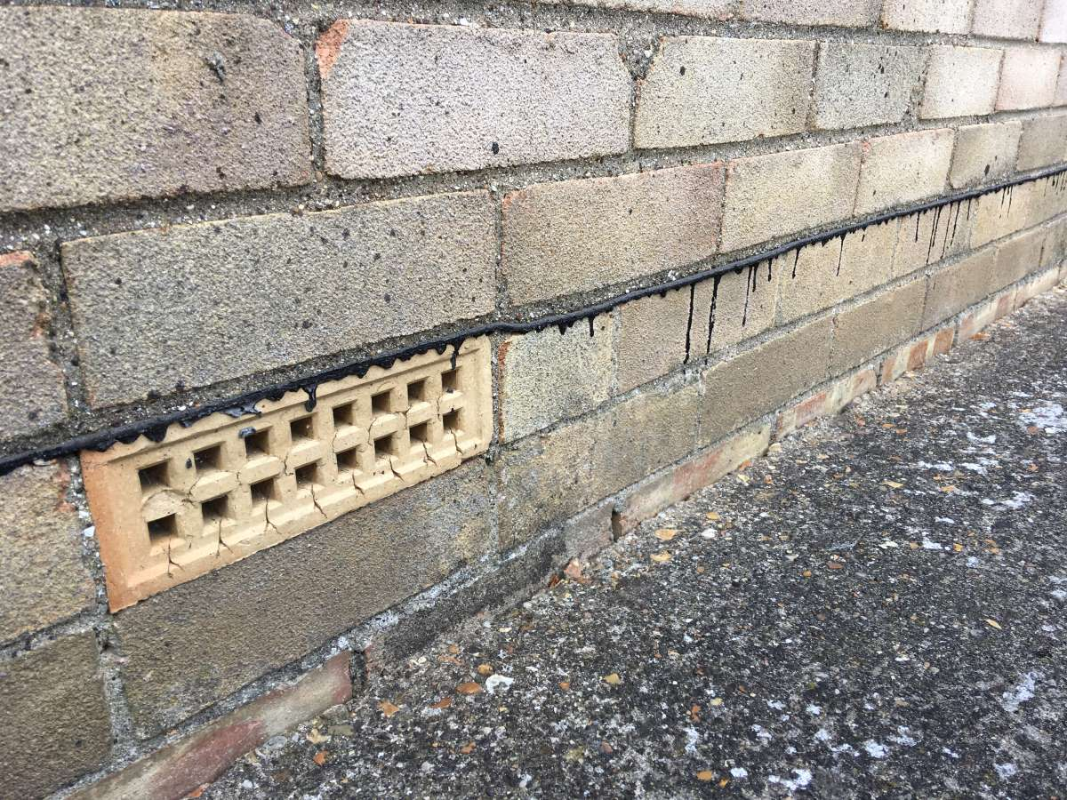 Damp Proofing in Carlisle, Longtown, Cumbria
