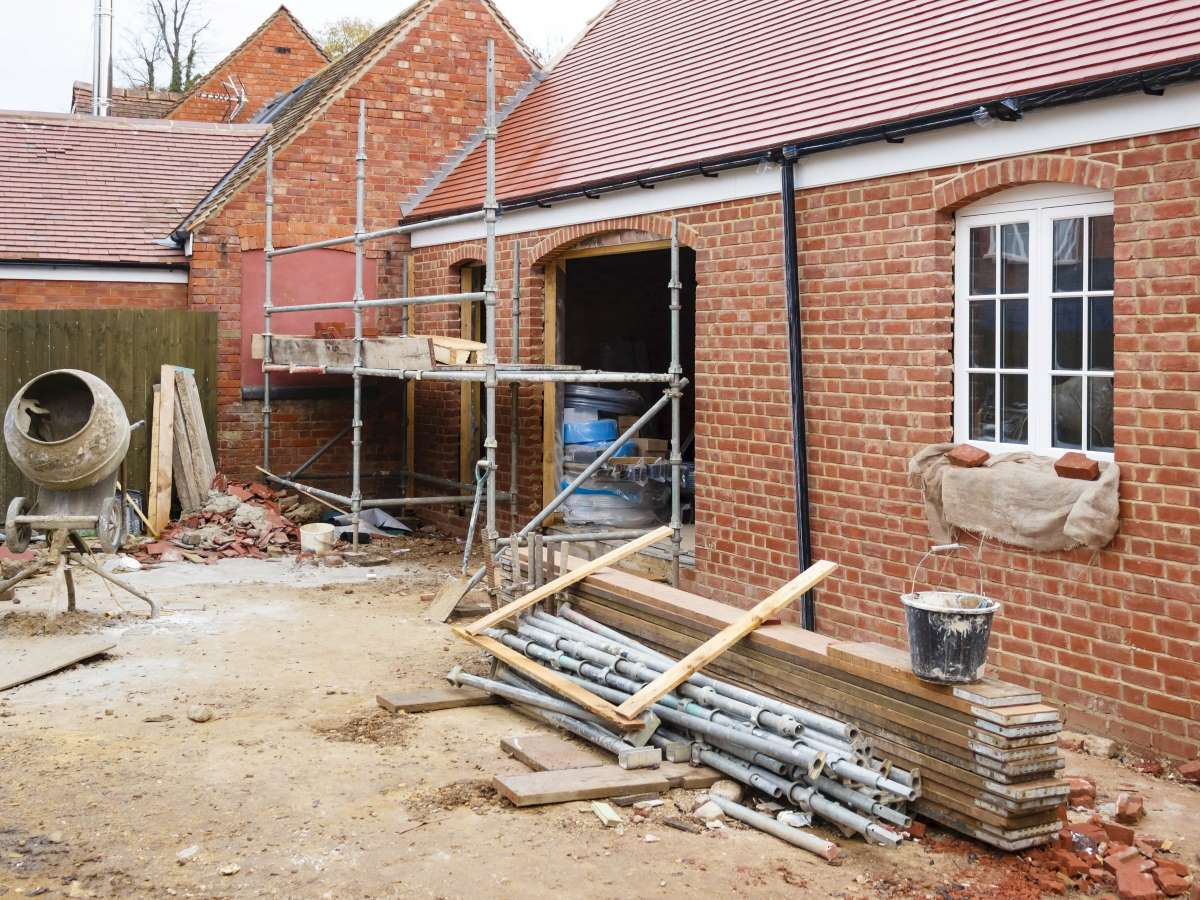 Property Maintenance in Carlisle, Longtown, Cumbria